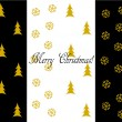 Elegant Christmas card - Stock Vector
