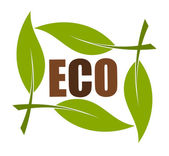 Eco concept — Stock Vector