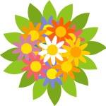 Bouquet — Stock Vector #26777271