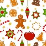 рождественская структура — Cтоковый вектор #27510085