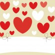 Valentine's day — Vector de stock #27510277