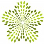 Green abstract emblem — Stock Vector #27895101