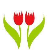 Tulpen — Stockvector