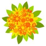 Flower bouquet — Stock Vector #28631833