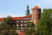 Wawel — Stock Photo