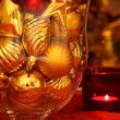 Christmas balls — Stock Photo #30467617