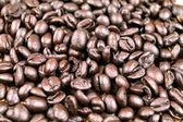 咖啡豆背景 — 图库照片