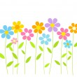 Spring flowers — Stock Vector #32409295
