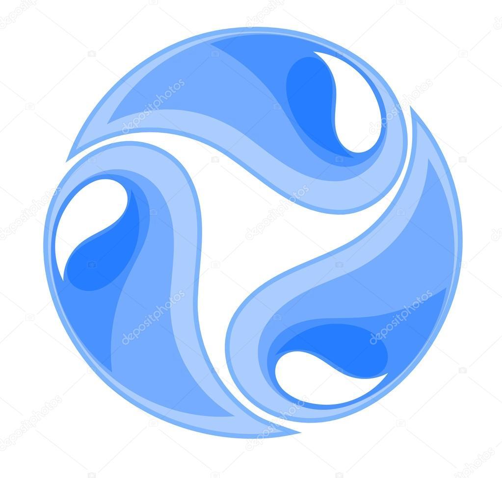 Картинки по запросу символ воды