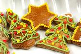 árboles de navidad — Foto de Stock