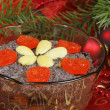 Polish Christmas food — Stock Photo #35354589