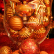 Christmas ornaments — Photo