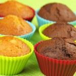 Cupcakes — Stock Photo #35688643