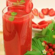 Strawberry smoothies — Stock Photo #35725507