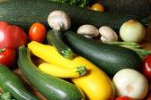 Vegetable variety — Stock Photo