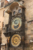 Clock in Prague — Foto de Stock