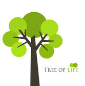 Tree of life — Stock Vector