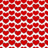 Srdce textura — Stock vektor