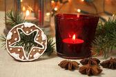 Christmas cookie — Stockfoto