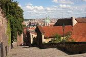 Prague landmark — Stock Photo