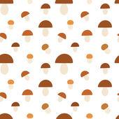 Svamp mönster — Stockvektor