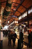 Mercado de san miguel, madrid — Foto Stock