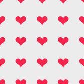 Hearts retro texture — Vecteur