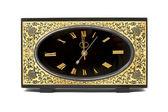 Vintage zegar i — Zdjęcie stockowe