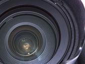 Zoom lens — Stock Photo
