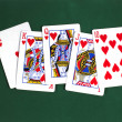 Royal flush 2 — Stock Photo #26128327