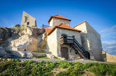 Rupea fortress in Trnsylvania Romania — Stock Photo