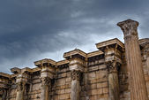 Antique columns — Stock Photo