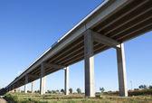 Pilíře mostu — Stock fotografie