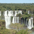 Iguazu Waterfall Brazil — Stock Photo #20986673