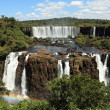 Waterfall Iguazu Brazil — Stock Photo
