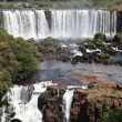Waterfall Iguazu Brazil — Stock Photo #20998967