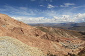 Silvermines in Potosi Bolivia — Stock Photo