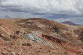 Silvermines in Potosi Bolivia — Stock Photo