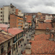 Stock Photo: LPaz Bolivia