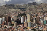 La Paz Bolivia — Stock Photo
