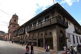 Cusco v peru — Stock fotografie
