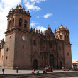 Churches in Cuzco — Stock Photo