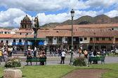 Cuzco in Peru — Stock Photo