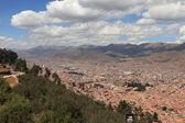 The City of Cuzco in Peru — Stock Photo