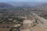 The Nazca Desert in Peru — Stock Photo