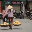 Saleswoman in Vietnam — Stock Photo