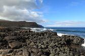 Easter Island Moai Statue — Stock Photo