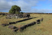 Historic House at Easter Island — Stock Photo