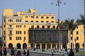 Historic Center of Lima — Stock Photo