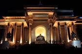 Ulaanbaatar National Museum Chingghis Khaan — 图库照片